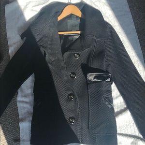 Black Mackage Jacket